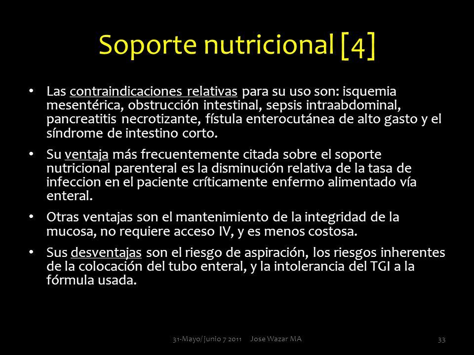 Soporte nutricional [4]